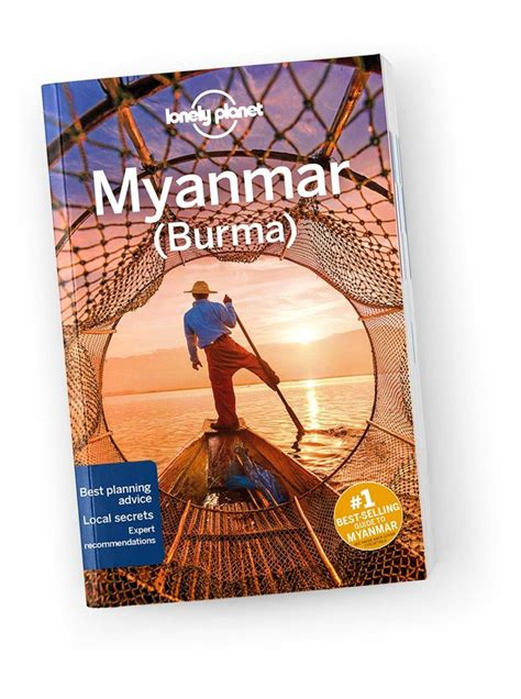 [click]myanmar Burma Travel Guide - Lonely Planet Shop - Lonely .